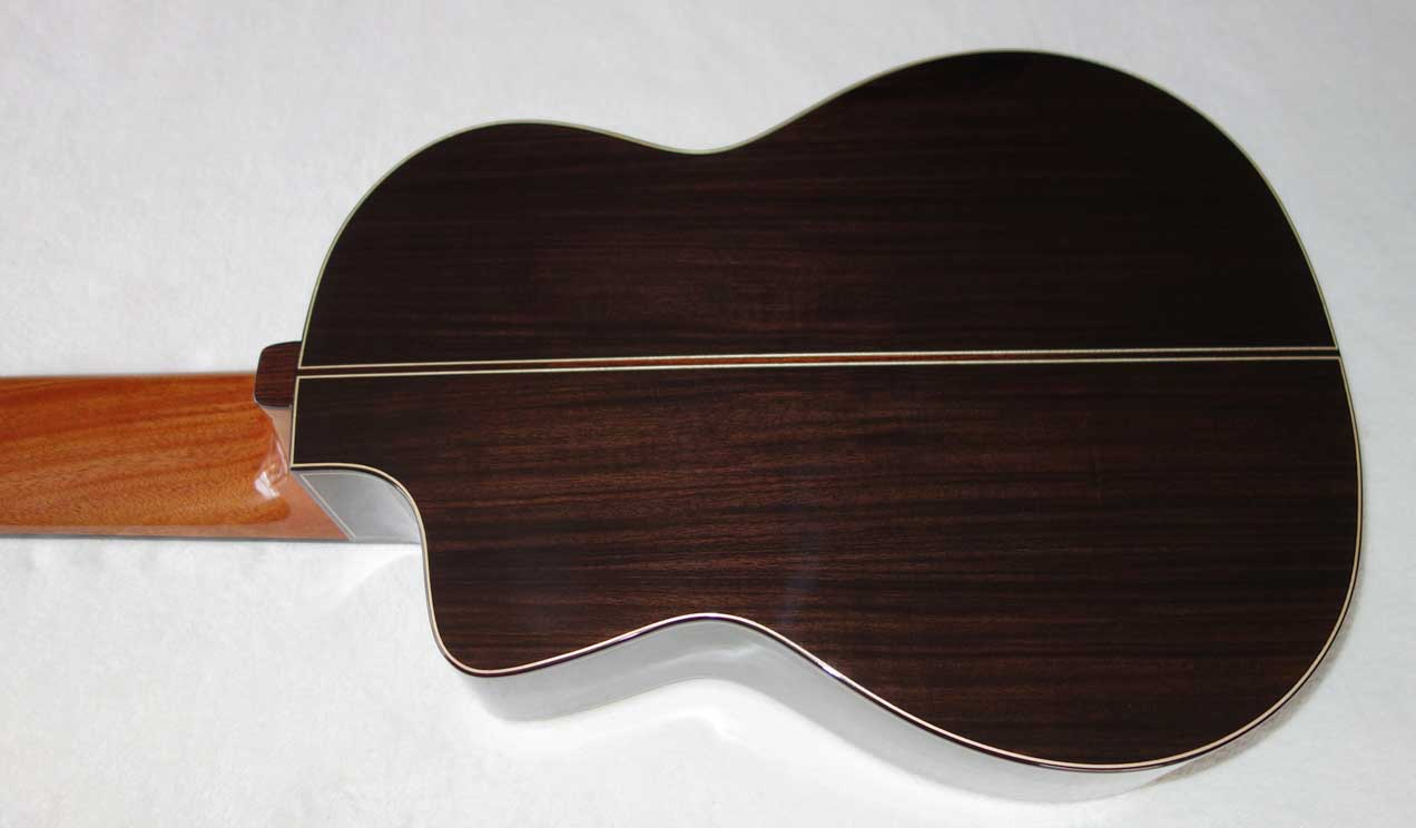 Bartolex 10-String Classical Harp Guitar Model SLS10CEL w/Hardshell Case Solid Spruce Top, Cutaway, Pickup