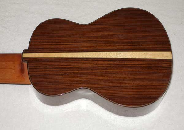 BARTOLEX Alto STD 11-String Classical Harp Guitar [Cedar / Indian Rosewood] All / Solid Tonewoods
