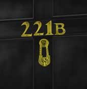 221B Baker StreetDoor
