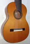 Cathedral Guitar Model 125 Classical 10-String Harp Guitar