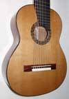 Cathedral Guitars 125 Classical Harp Guitar 10-String